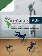 Iberoamérica Social Nº 1 - Estado y movimientos sociales en Iberoamérica. De la crisis europea al despegue latinoamericano.pdf
