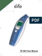 microlife FR1DZ1