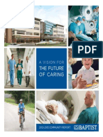 2012-13 Baptist Community Report