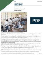 Prison Bazaar Gets Nod; Jails to Become Factories - The Hindu