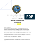 Neuroanatomia Programa Uasd