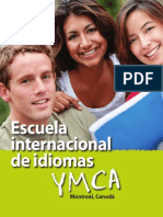 Pamphlet 2015 - Adult Courses (Spanish)