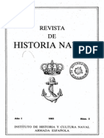 Revista de Historia Naval Nº2. Año 1983
