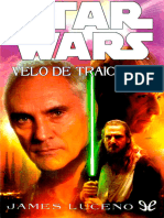 [Star Wars 00] Luceno, James - Velo de Traiciones [439] (r1.1)