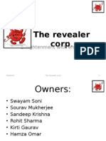 The Revealer Corp