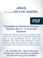 PALESTRA - JESUS, O Modelo a Ser Seguido