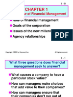 An Overview of Financial Management