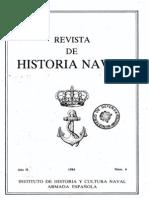 Revista de Historia Naval Nº6. Año 1984