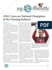 The Cleaning Gazette - December 2013