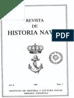 Revista de Historia Naval Nº7. Año 1984