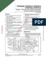 STDP93xx 92xx 73xx Datasheet