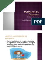 Donación de Organos