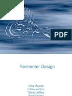 Design of Fermenter (1)(1)
