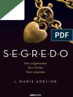 Segredo - L. Marie Adeline