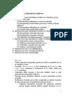 Tema Nr. 17 Fiziopatologia Sistemului Nervos