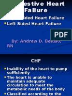 Patho-Congestive Heart Failure