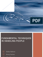 Fundamental Techniques in Handling People (1)