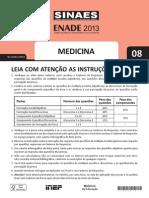 08_medicina Prova 2013