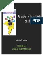 DIVIDA PUBLICA AUDITORIA Maria Lucia Fattorelli Seminario