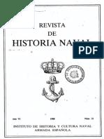 Revista de Historia Naval Nº21. Año 1988