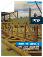 NAFI Joint Design 3 (2001) - Bolts, Coach Screws & Timber Connectors