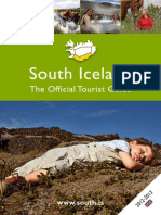 South Iceland the Official Tourist Guide 2012 2013