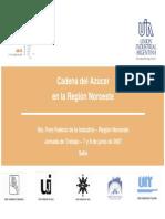 UIA - Cadena Azúcar NOA
