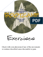 The Overnight Diet Bootcamp Exercises - Caroline Apovian, M.D.