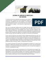 SISTEMA ANÁLISIS DE MERCADO