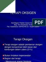 TERAPI OKSIGEN P3D