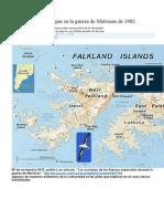URSS podría participar en la guerra de Malvinas de 1982