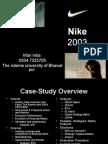 strategic management  NikeFINAL