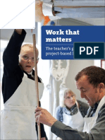 teachers guide to project-based learning