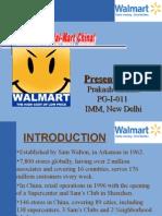 PPT Walmart