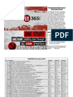 POBC 2014 Bible Reading Plan