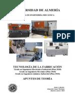 Procesos de Fabricacion Mecanica