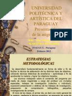 1. PRESENTACIÓN METODOLÓGICA