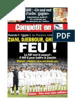 Edition du 06 09 2009