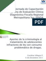 Presentación Fiscalia Metropolitana Sur - CVillagra