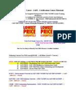 Study material pdf sap crm