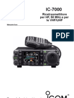 IC-7000 Manuale ITA