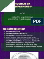 Program BK Komprehensif