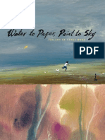 Water To Paper, Paint To Sky