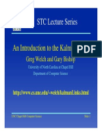 Kalman Intro Slides