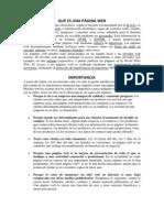 QUÉ ES UNA PÁGINA WEB.docx