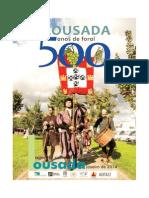 Agenda Cultural Lousada 2014 Janeiro