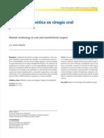 Robotica en Cirugia Oral