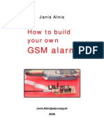 How to build your own GSM alarm