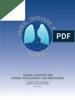 Manual GINA 2002 para Asma bronquial
