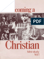 Becoming a Christian (1979)